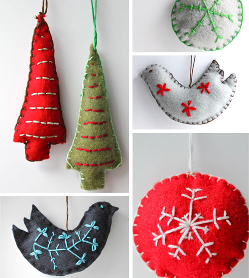 christmas crafts 5 make your own holiday ornaments daily dose of art