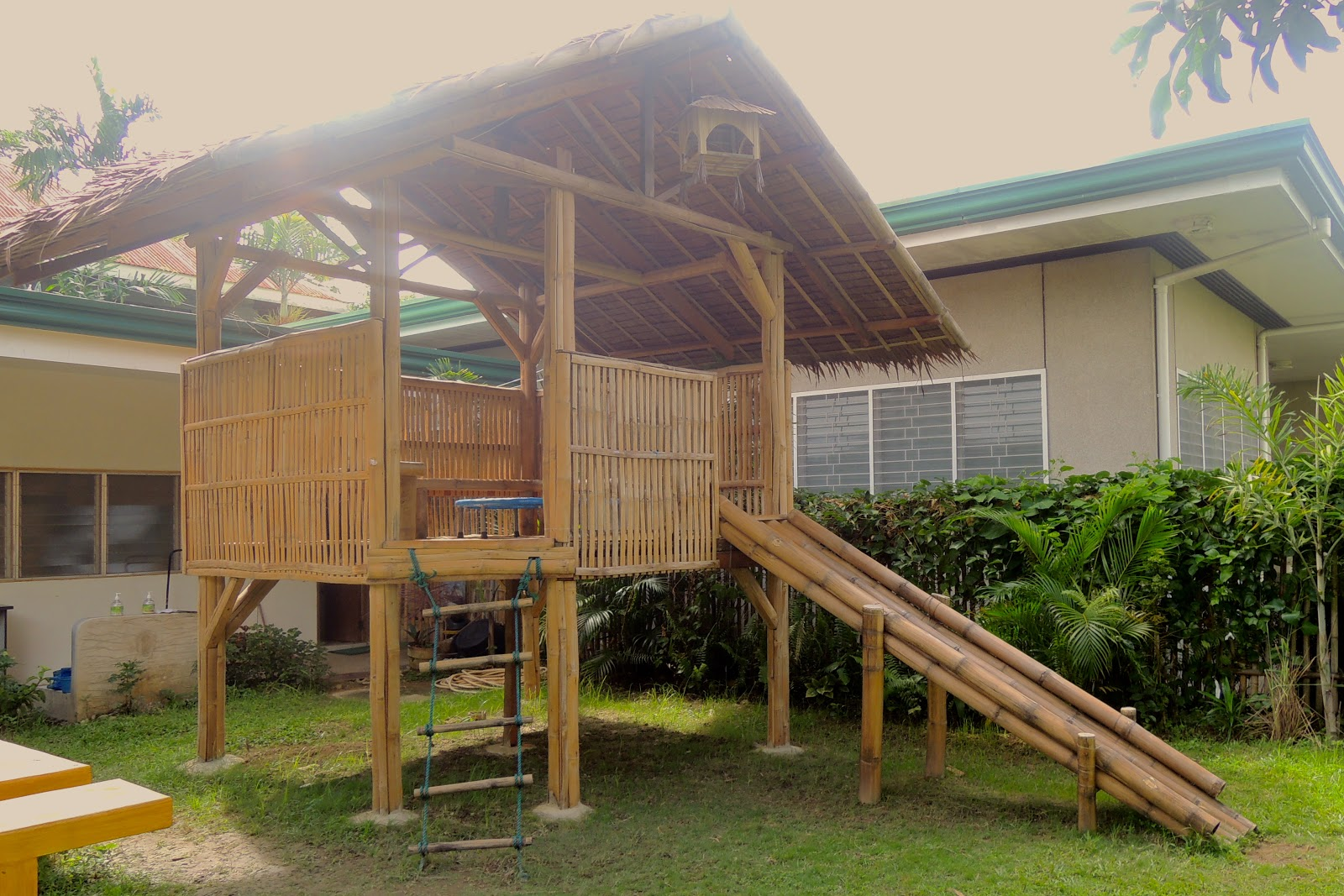 The Bamboo House 4 The Bamboo Playhouse Daily Dose
