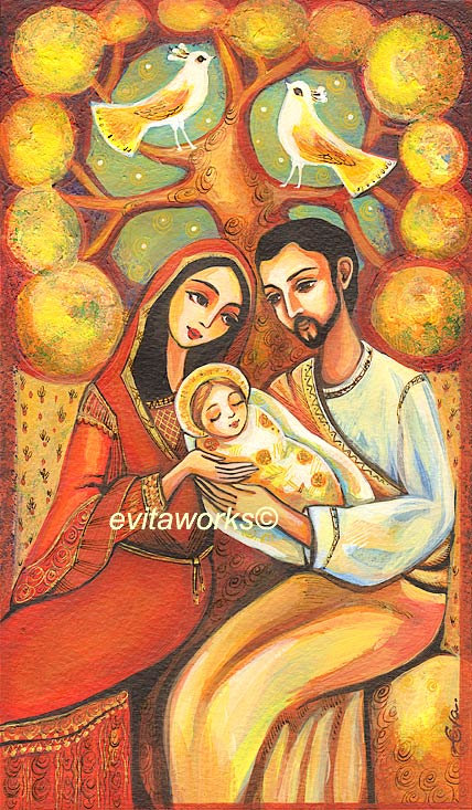holy family clipart - photo #31