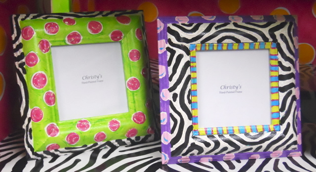 Simple Homemade Christmas Gifts 3- Frames with a Personal Touch ...