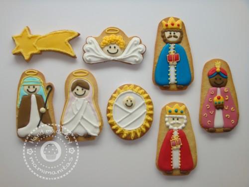 Un Belen De Galletas The Cookie Nativity Daily Dose Of Art
