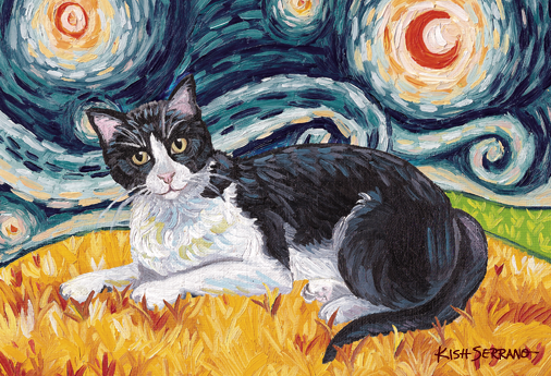 Animals In Van Gogh S Paintings