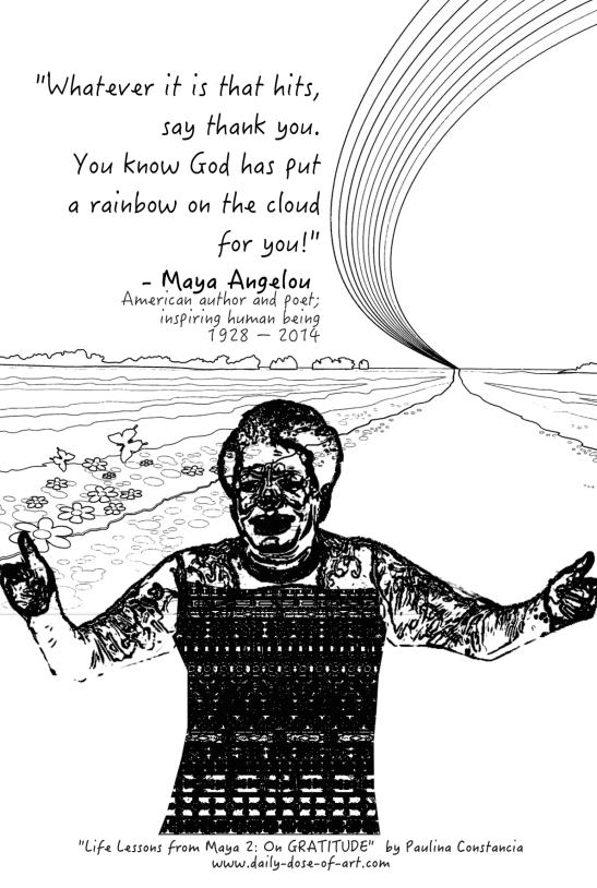 Maya 2 - On Gratitude