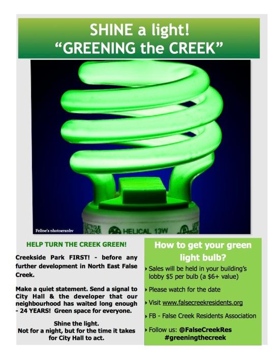 GreeningtheCreekPoster