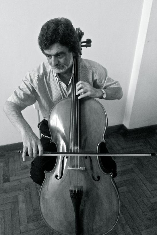 KS-on cello