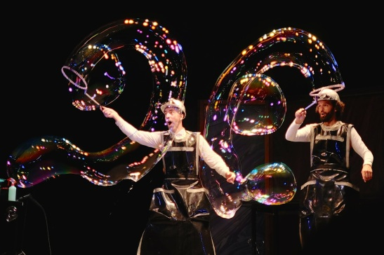 bubble magic show 2-large wands