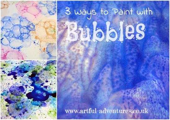 Bubbles-Collage