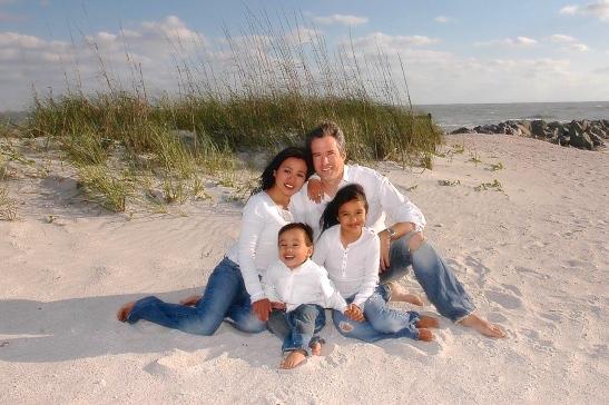 Beach Family 2006