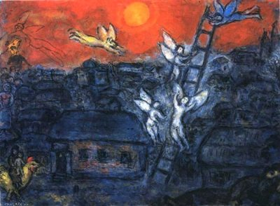 jacobs ladder 1-chagall