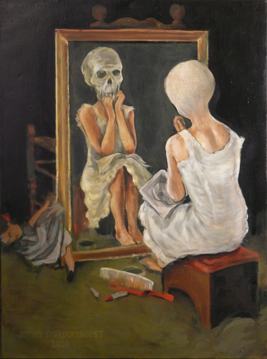 skull-at-the-mirror
