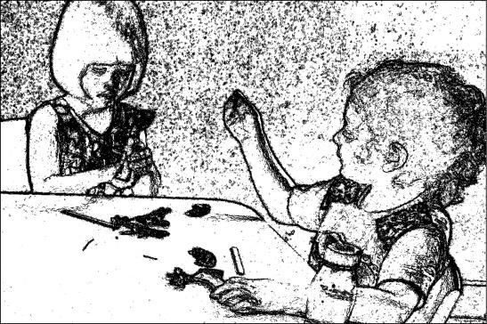 rudolph-kids at work-SKETCH 2