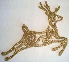 store-bought reindeer ornament