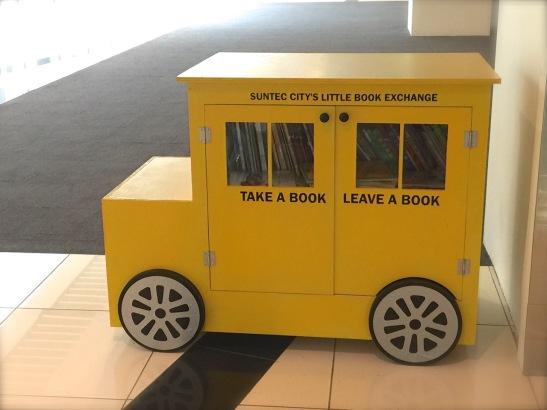 Book Exchange 1