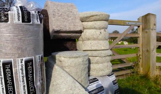 thermafleece-sheep farm & end product